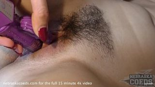 22yo lucia back with camera girl becky berry hitachi and rabbit combo multi orgasm eruptions