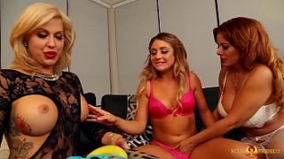 Chloe, Nicky, and Savana Break Out the Toys
