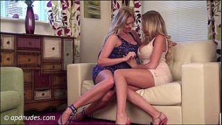 danielle may and lexi lowe in double trouble by apdnudes com