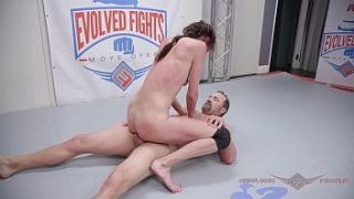 sofie marie nude wrestling fight gets fingered hard then fucked harder