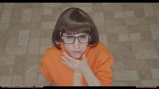 velma seduces you into fucking her