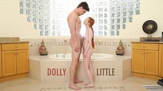 a. ME – Redhead Teen Dolly Little Gets Ravaged By Bruce Venture