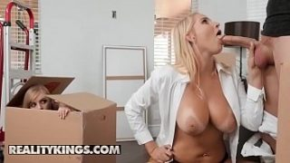 Moms Bang Teens – (Vanessa Cage, Dolly Leigh, Oliver Flynn) – Moving Out Part 2 – Reality Kings