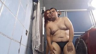 THE GODDESS MILF MOFA FROM A FAT FAN BY PISSING ON HIS FACE
