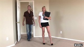 WANKZ- Big Titty MILF Payton Hall Reamed Until She Can Barely Walk